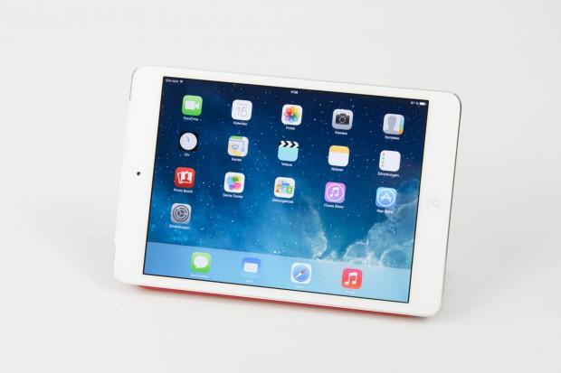 Das neue iPad Mini mit Retina-Display (Foto: Tobias Költzsch/Golem.de)
