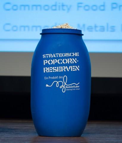 Popcorn-Versorgung während der Fnord-News-Show (Foto: Andreas Sebayang/Golem.de)