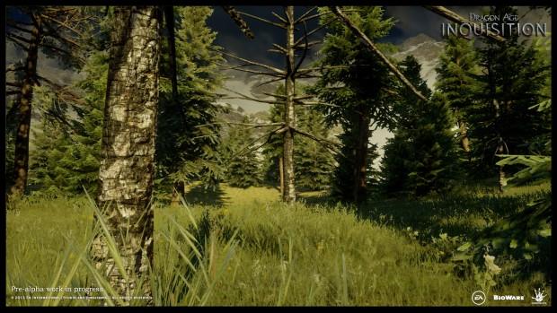 Aktuelle Screenshots aus Dragon Age Inquisition (Bilder: Bioware)