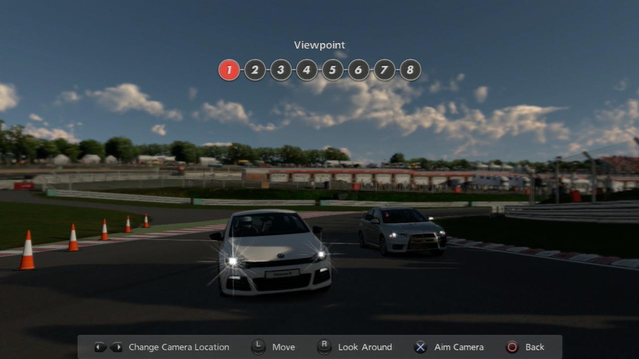 Gran Turismo 6 im Test: Fahrspaß bei Tag, Nacht, Wind und Wetter - Der Fotomodus aus Gran Turismo 5 ist auch in GT6.