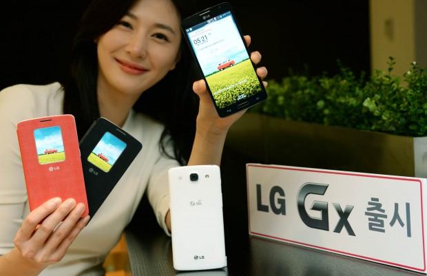 Das neue LG Gx (Bild: LG)