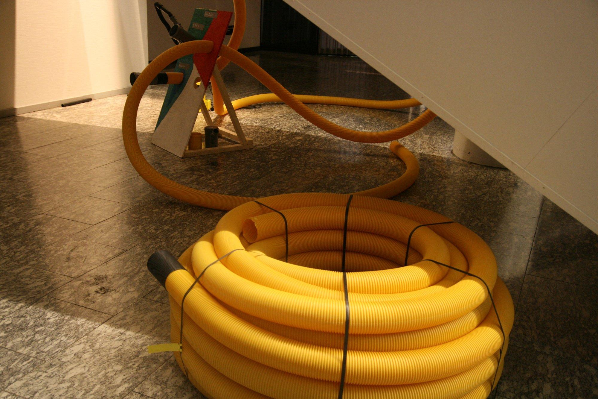 Seidenstrasse: Retro-Netzwerk im Schlauch -