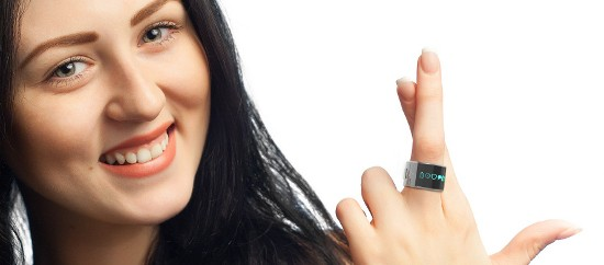 Smarty Ring (Bild: Kickstarter)