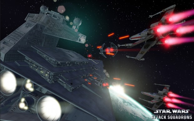 Star Wars Attack Squadrons (Bilder: Disney)
