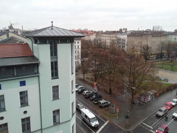 Die mit der eingebauten Hauptkamera aufgenommenen Fotos taugen als Schnappschüsse. (Bild: Tobias Költzsch/Golem.de)