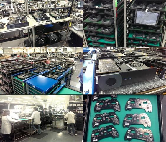 Die Prototypen der Steam Gaming Machine und des Steam Controllers (Bild: Valve)