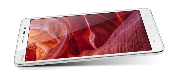 Das Vivo Xplay 3S ist das weltweit erste Smartphone mit einer Bildschirmauflösung von 2.560 x 1.440 Pixeln. (Bild: Vivo)