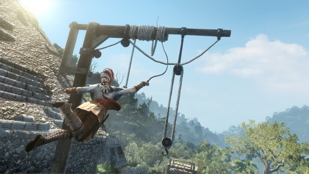 Assassin's Creed Liberation HD (Bilder: Ubisoft)