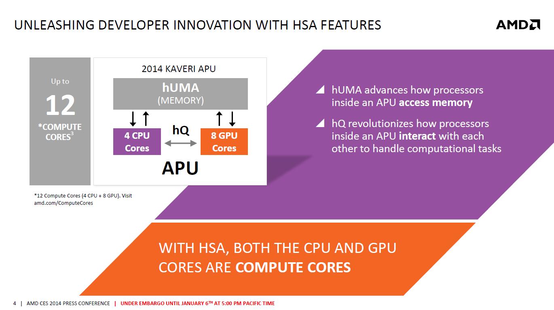 AMDs Kaveri: Zwei Modelle zum Marktstart am 14. Januar -