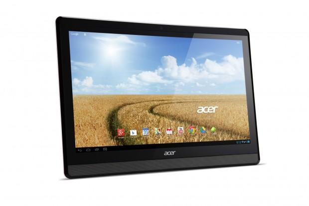 Der All-in-One-PC DA223HQL von Acer (Bild: Acer)