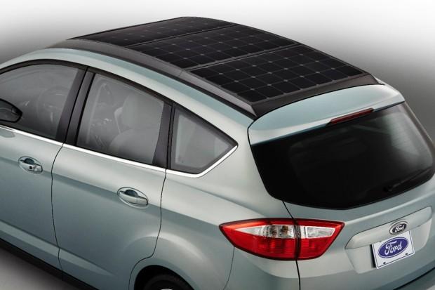 C-Max Solar Energi (Bild: Ford)