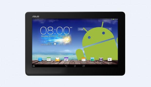 Das TD300 von Asus kann zwischen Android und Windows umschalten. (Bild: Asus)