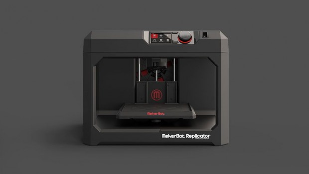 Der Replicator 5th Generation... (Foto: Makerbot Industries)