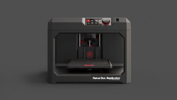 Der Replicator 5th Generation... (Foto: Makerbot Industries)