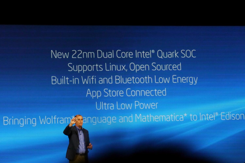 Intel SoC: Edison macht per Quark Milch warm -
