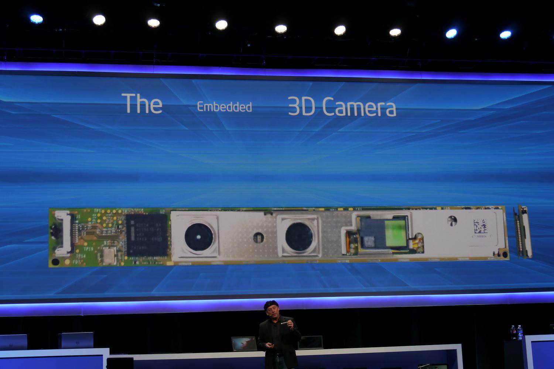 Tiefenkamera: Daumen hoch für Real Sense 3D -
