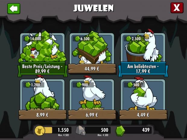 Dungeon Keeper (Screenshots: Golem.de)