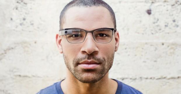 Google Glass Split (Bild: Google)