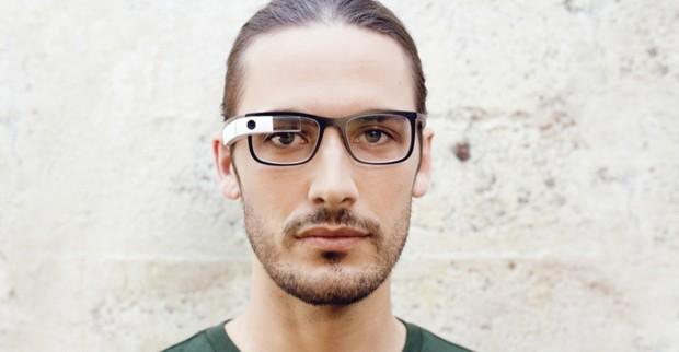 Google Glass Bold (Bild: Google)