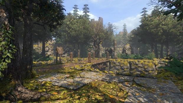 Screenshot von Legend of Grimrock 2 (Bild: Almost Human)