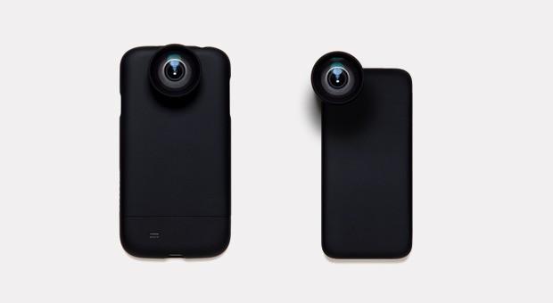 Moment an Smartphones (Bild: Kickstarter)