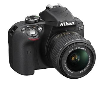 Nikon D3300 (Bild: Nikon)