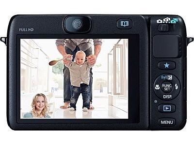 Canon Powershot N100 (Bild: Canon)
