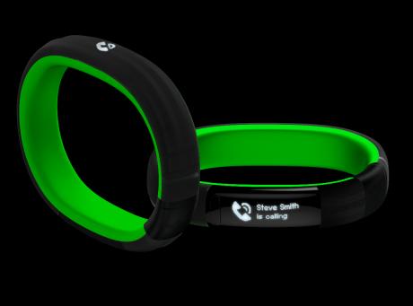 Razer Nabu: Smartes Armband mit zwei Bildschirmen - Razer Nabu (Bild: Razer)