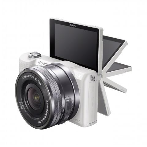 Sony a5000 (Bild: Sony)