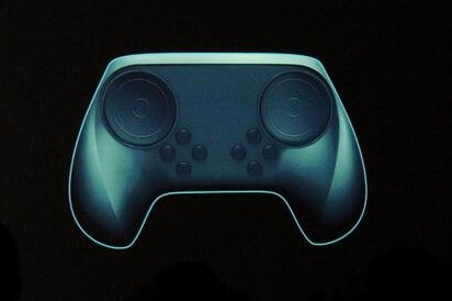 Der neue Steam Controller als Render-Bild (Bild: Leszek Godlewski)