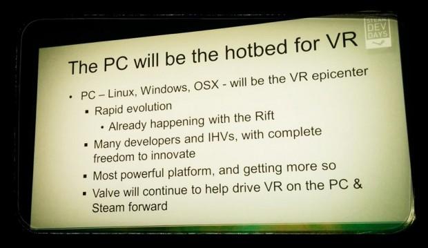 Valve möchte auch künftig die Entwicklung virtueller Realitäten voran treiben. (Bild: Steam Database)