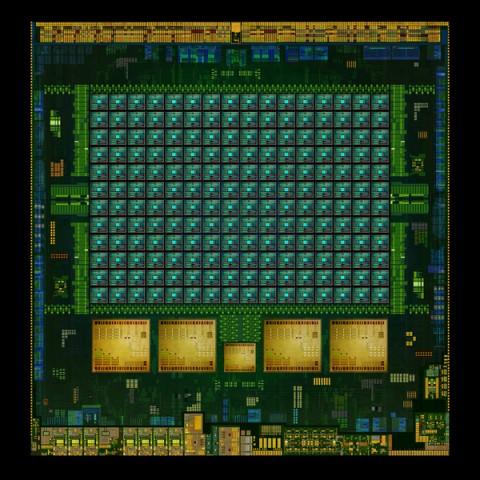 Tegra K1 (Bild: Nvidia)