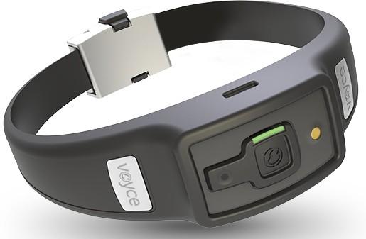 Voyce-Halsband (Bild: i4C Innovations)