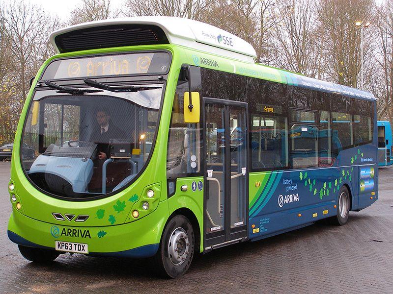 Elektromobilität: Milton Keynes setzt Elektrobusse ein -