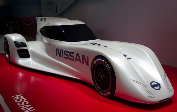 Der Zeod RC - hier auf der IAA in Frankfurt 2013 - soll 2014 am 24-Stunden-Rennen in Le Mans teilnehmen. (Foto: Werner Pluta/Golem.de)<br>