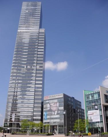Die Sigint fand im Kölner Mediapark statt. (Foto 2010: Andreas Sebayang/Golem.de)