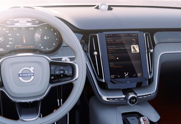 Volvo Concept Estate (Bild: Volvo)