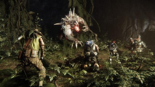 Evolve (Bilder: 2K Games)