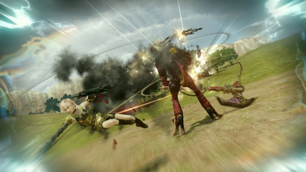 Final Fantasy 13-3 Lightning Returns (Bilder: Square Enix)