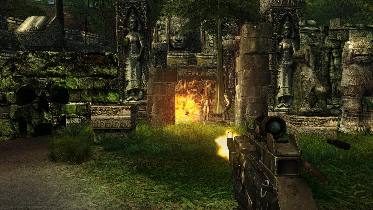 Far Cry The Wild Expedition: Far Cry Remake mit verbesserter Grafik - Far Cry Classic (Screenshot: Ubisoft)