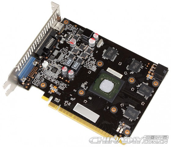 Angebliches Referenzdesign der Geforce GTX 750 (Bild: China DIY)
