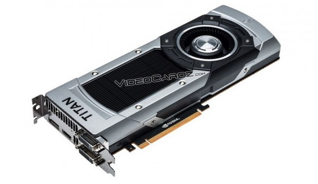 Die Geforce GTX Titan Black (Bild: Videocardz)