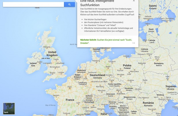 Google Maps (Bild: Google/Screenshot: Golem.de)