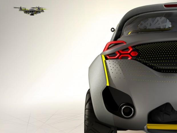 Kwid Concept (Bild: Renault)