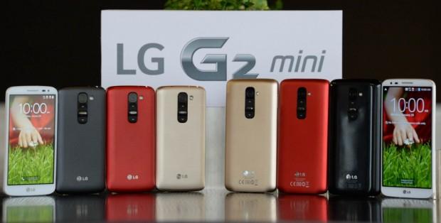 G2 Mini (Bild: LG)