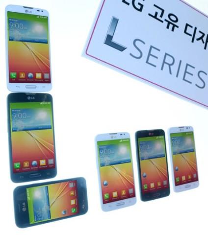 L40, L70 und L90 (Bild: LG)