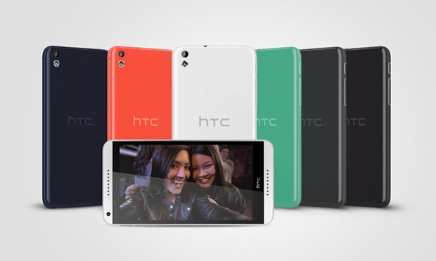 Das HTC Desire 816 (Bild: HTC)