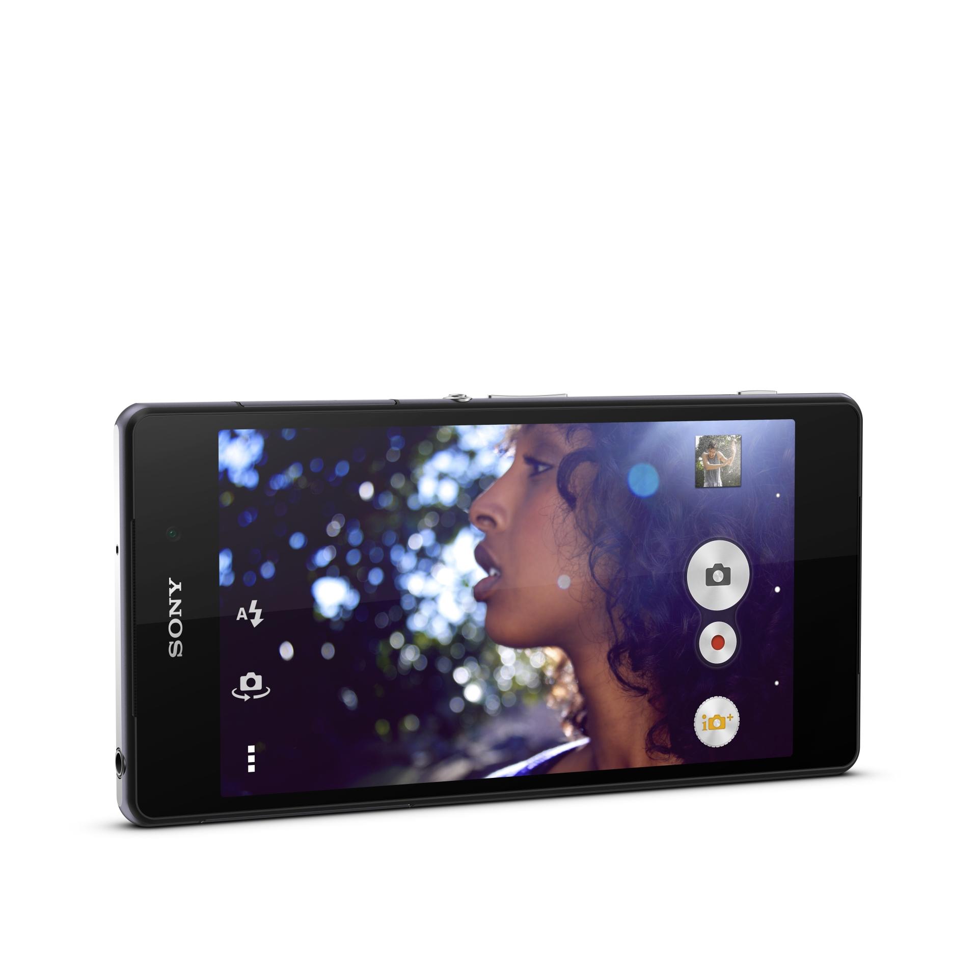 Hands on Sony Xperia Z2: Neuer, schneller Prozessor und 4K-Videofunktion - Im Inneren arbeitet der neue Snapdragon-801-Quad-Core-Prozessor. (Bild: Sony)