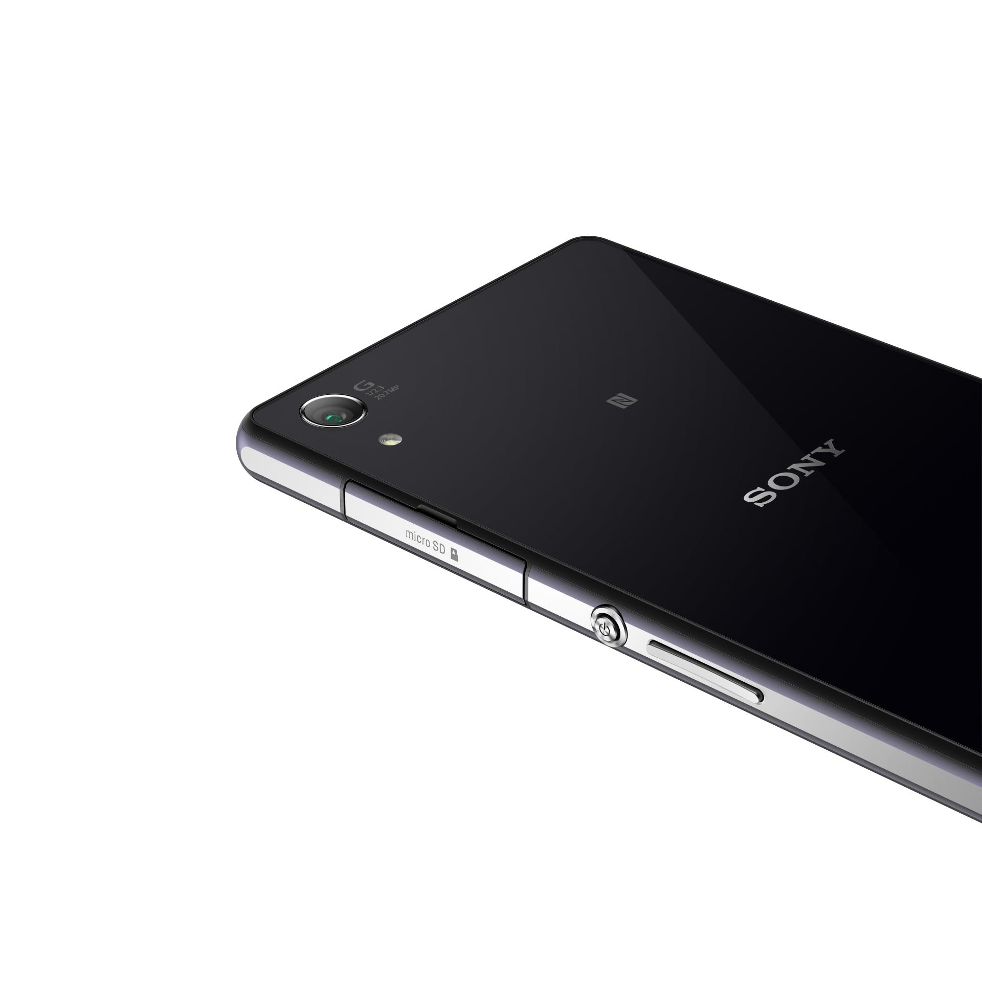 Hands on Sony Xperia Z2: Neuer, schneller Prozessor und 4K-Videofunktion -
