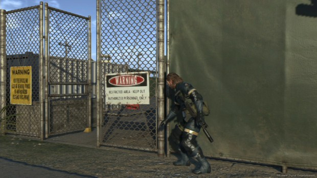 Metal Gear Solid 5 auf der Playstation 3 (Screenshot: Konami)